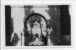 El Golea - Entree De L'Hotel S.A.T.T. (Ancien Cercle Des Officiers) - Algérie