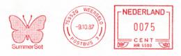 Freistempel 1239 Schmetterling - [7] República Federal