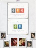 13771 BELGIQUE Collection Vendue Par Page N°1806 à 1816   **/*  1976  TB/TTB - Bélgica