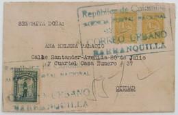 Colombia Urgente 1+Correos 227(2) - Colombia
