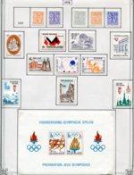 13777 BELGIQUE Collection Vendue Par Page N° 1898 à 1911 **/ *   1978  TB/TTB - Belgium