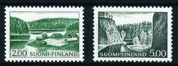 Finlandia Nº 548/9 Nuevo - Finlandia
