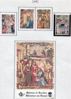 13779 BELGIQUE Collection Vendue Par Page N° 1928/32  **/*  1979  TB/TTB - Unused Stamps