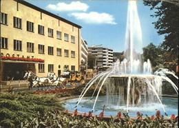 41234115 Bad Kissingen Marienplatz Postkutsche Bad Kissingen - Bad Kissingen