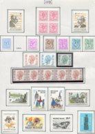 13780 BELGIQUE Collection Vendue Par Page N° 1939 à 1959  **/*  1979  TB/TTB - Belgium