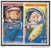 Wallis, PA N° 108 à N° 109** Y Et T - Poste Aérienne