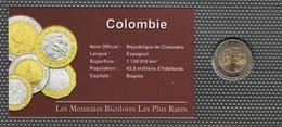 0011 - 'MONNAIES BICOLORES LES PLUS RARES' - Colombie - 500 Pesos - 2006 - Colombia