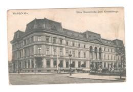 04408 WARSZAWA Ulica Mazowiecka Dom Kronenberga - Poland