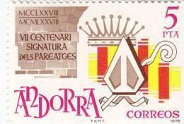 Andorra Española Nº 119 - Andorra Española