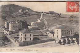 CALVI - Hôtel Christophe Colomb - Calvi