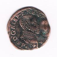 DOUBLE COURTE 1571-1576 BRUGGE (philipp II) BELGIE/ .5421/ - Belgique