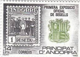 Andorra Española Nº 162 - Andorra Española