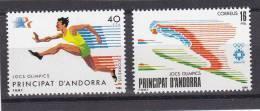Andorra Española Nº 176 Al 177 - Andorra Española