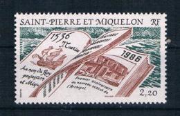 St Pierre Und Miquelon 1986 Buch Mi.Nr. 538 ** - St.Pierre & Miquelon