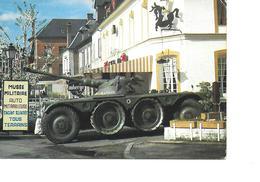 76 CLERES Cpm Musée Automobiles Et Militaire J.PICHON - Clères