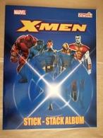 X - MEN Marvel Newlinks, Album, STICK STACK - Sammelbilder, Sticker