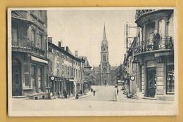 C.P.A. MOYEUVRE-GRANDE - Rue Grammont - France