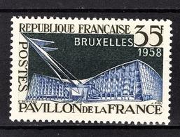 FRANCE 1958 -  Y.T. N° 1156 - NEUF**/2 - France