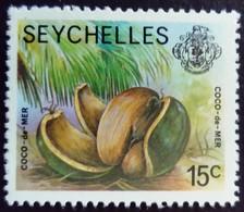Seychelles 1977 Plante Coco Yvert 374 ** MNH - Seychelles (1976-...)