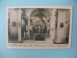 Carte Church Of The Annuciation Nazareth - Israele
