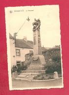 C.P.  Jemeppe-sur-Sambre  = Le  Monument  1914-1918 - Jemeppe-sur-Sambre