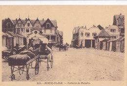 Berck Plage (62) - Voitures De Malades - France