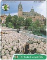 GERMANY O-Serie B-055 - Religion, Church, Animal, Sheep - 2 Pieces - MINT - Deutschland