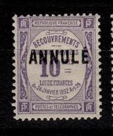 Cours D'instruction Taxe YV 44-CI 1 N* Cote 32 Euros - Lehrkurse
