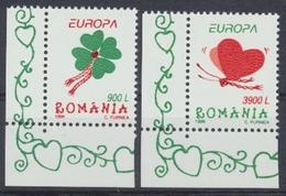Rumänien, Michel Nr. 5297-5298, Postfrisch / MNH - Romania