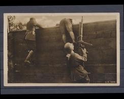 Unsere Reichswehr, Eskaladierwand, Scherzh. Beamtenlaufbahn - Guerre 1939-45