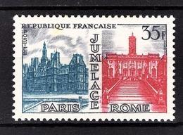 FRANCE 1958 -  Y.T. N° 1176 - NEUF** /2 - France