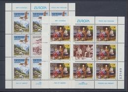 Jugoslawien, Michel Nr. 2712-2713 KB, Postfrisch - Joegoslavië