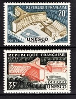 FRANCE 1958 - SERIE Y.T. N° 1177 Et 1178  - 2 TP NEUFS** - France