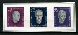 DDR, MiNr. 606-608 B, Postfrisch / MNH - [6] République Démocratique