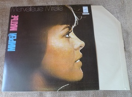 Vinyl Records Stereo 33 Rpm LP Merveilleuse Mireille French Songs USSR Soviet Melodia Leningrad 1979 MIREILLE MATHIE - Vinyl Records