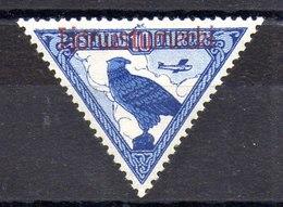 Sello De Islandia Servicio N ºYvert 58A *  Valor Catálogo 25.0€ - Oficiales