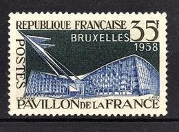FRANCE 1958 -  Y.T. N° 1156 - NEUF** - Neufs