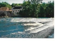 86 MONTMORILLON Cpm Le Moulin Des Dames Sur La Gartempe - Montmorillon