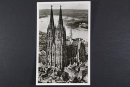 Köln, Dom, Fliegeraufnahme - Germany