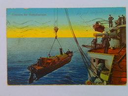 K.U.K. Kriegsmarine Marine Polaf SMS 1213 Dampfbarka 1912 Ed G Costalunga - Krieg