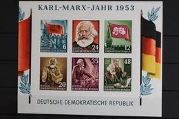 DDR, MiNr. Block 8 B, Verkleinert, Postfrisch / MNH - [6] République Démocratique