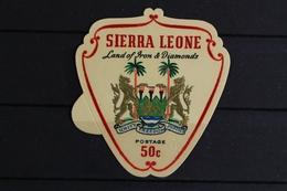 Sierra Leone, MiNr. 348 Selbstklebend, Postfrisch / MNH - Sierra Leone (1961-...)