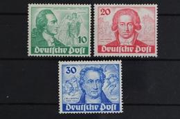 Berlin, MiNr. 61-63, Neugummi / Regummed - Ohne Zuordnung