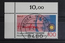 Deutschland (BRD), MiNr. 1460, Ecke Links Oben, EST - [7] République Fédérale