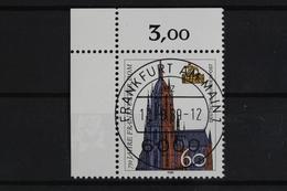 Deutschland (BRD), MiNr. 1434, Ecke Li. Oben, Gestempelt - Gebraucht