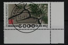 Deutschland (BRD), MiNr. 1404, Ecke Re. Unten, Gestempelt - Gebraucht