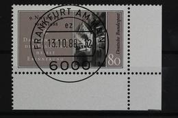 Deutschland (BRD), MiNr. 1389, Ecke Re. Unten, Gestempelt - Gebraucht