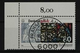 Deutschland (BRD), MiNr. 1291, Ecke Li. Oben, Gestempelt - BRD