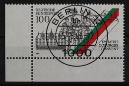 Deutschland (BRD), MiNr. 1676, Ecke Li. Unten, Gestempelt - [7] République Fédérale