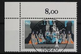Deutschland (BRD), MiNr. 1702, Ecke Li. Oben, Gestempelt - [7] République Fédérale